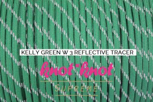 TYPE 3  KELLY GREEN W 3 REFLECTIVE TRACER-800px