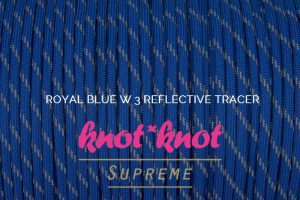TYPE 3  ROYAL BLUE W 3 REFLECTIVE TRACER-800px